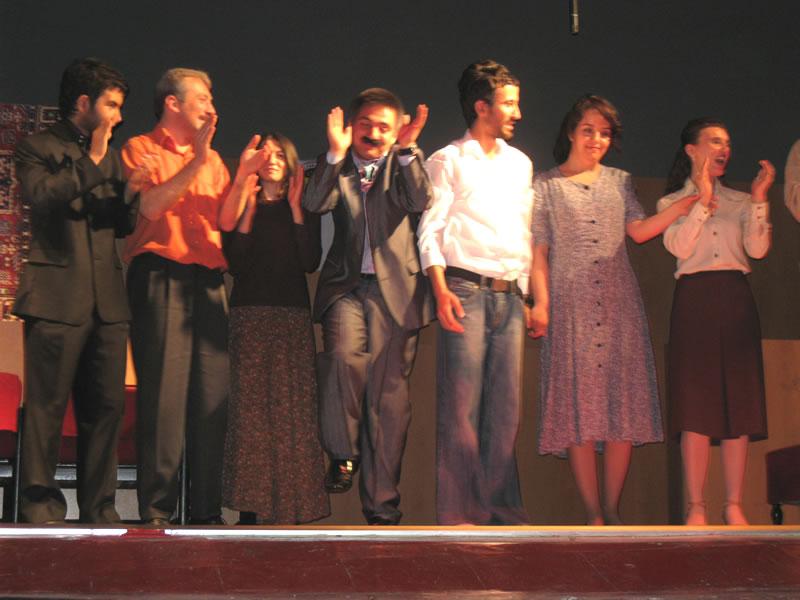 BETİK - Sen de mi Leyla Adlı Tiyatro Oyunu