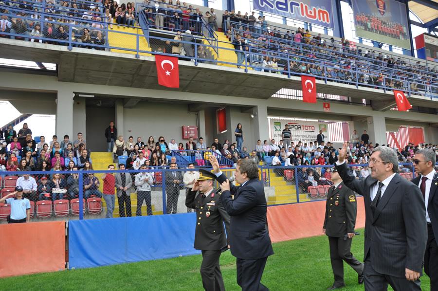 19 Mayıs Atatürk'ü Anma Gençlik ve Spor Bayramı (2011)