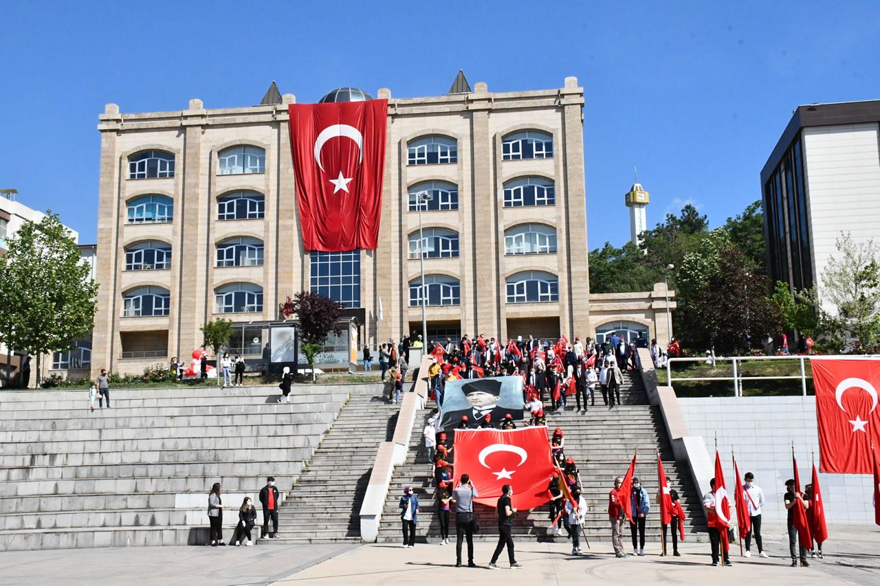 19 Mayıs Atatürk'ü Anma Gençlik ve Spor Bayramı (2021)