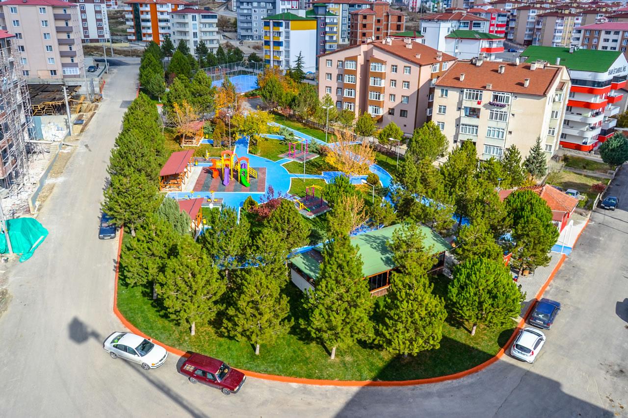 Ormancı Parkı (5000 Evler Mahallesi)