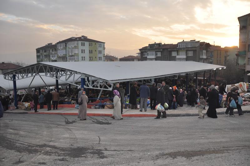 Salı Pazarı (Esentepe) Açılışı
