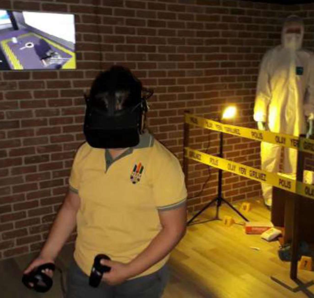 CSI Olay Yeri İnceleme Konsepti - CSI VR: Olay Yeri İnceleme