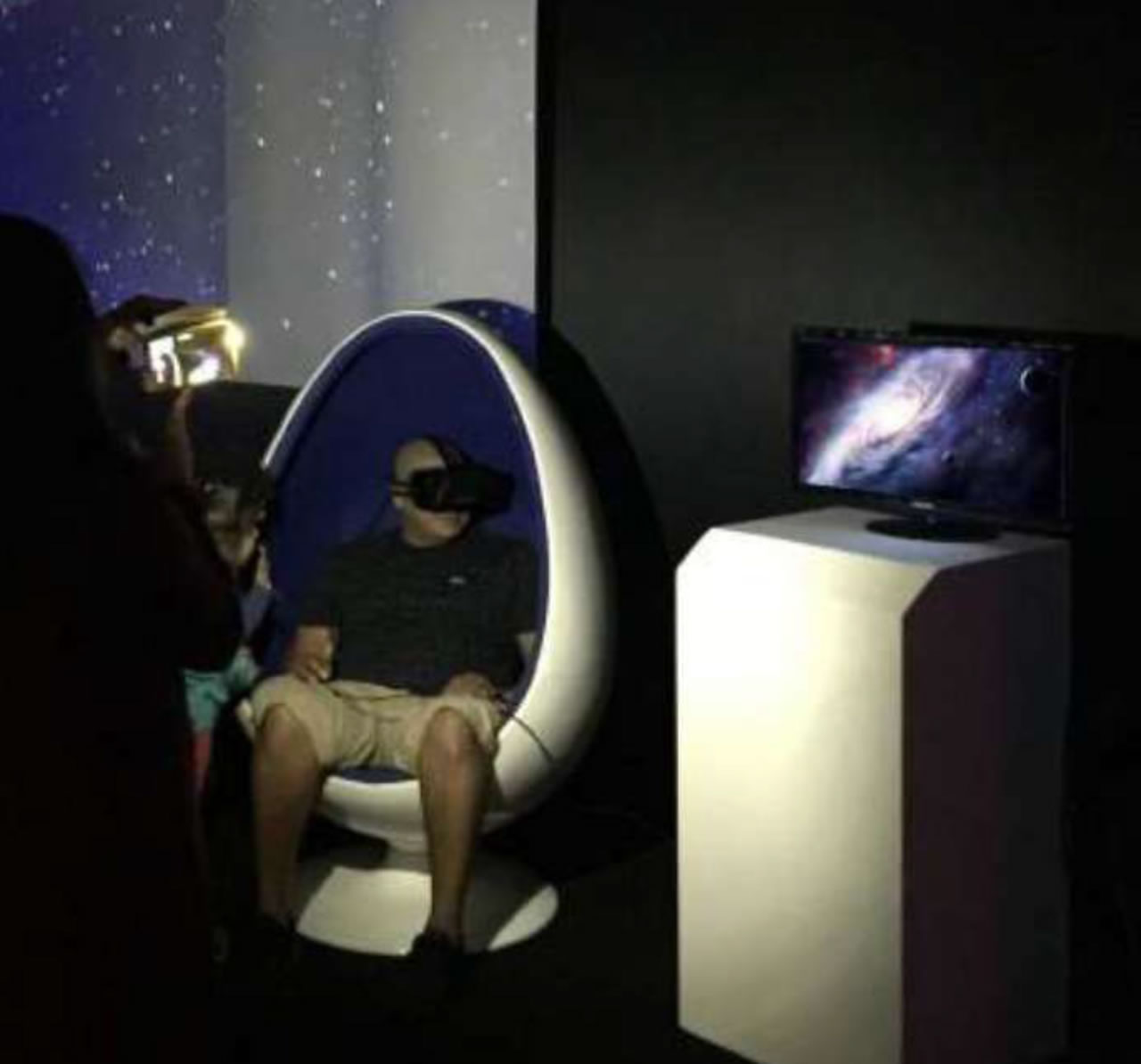 Göklerdeyim Konsepti - Big Bang VR