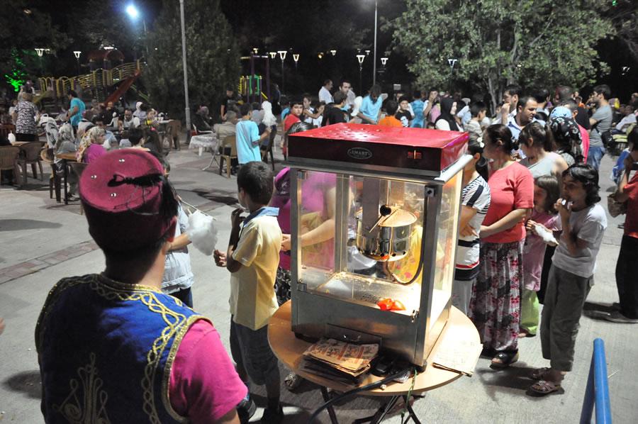 5000 Evler 75. Yıl Mahallesi Ramazan Ayı Etkinlikleri (2011)