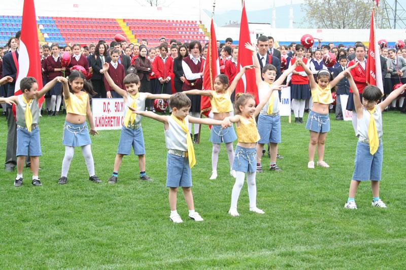 23 Nisan Ulusal Egemenlik ve Çocuk Bayramı (2009)