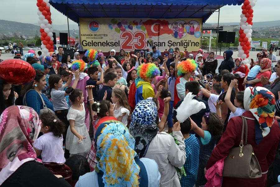 23 Nisan Ulusal Egemenlik ve Çocuk Bayramı (2016)