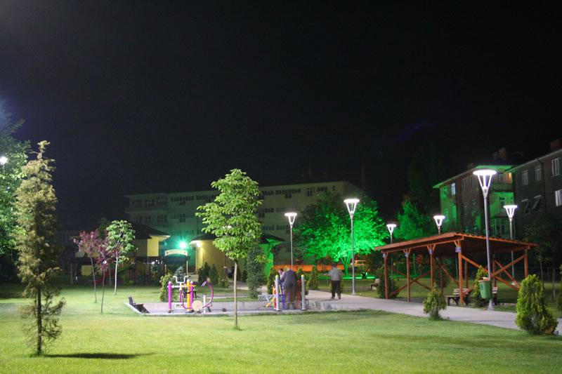 5000 Evler Cumhuriyet Mahallesi Parkı