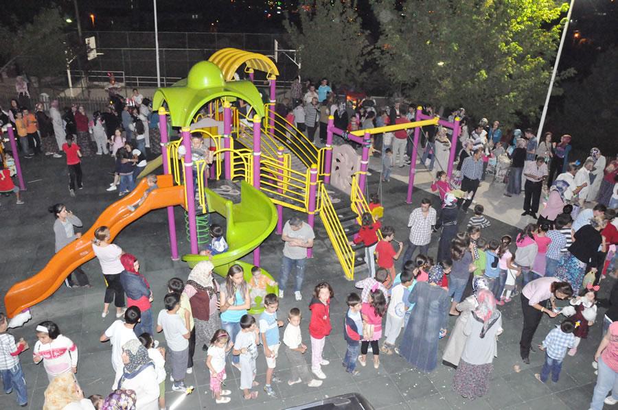 Aydınlıkevler Mahallesi Ramazan Ayı Etkinlikleri (2011)