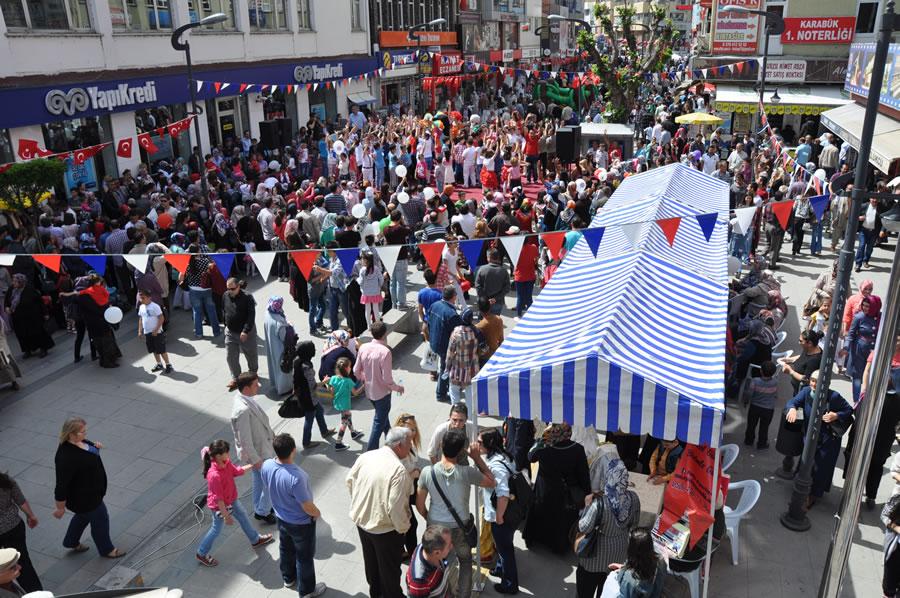 23 Nisan Ulusal Egemenlik ve Çocuk Bayramı (2014)