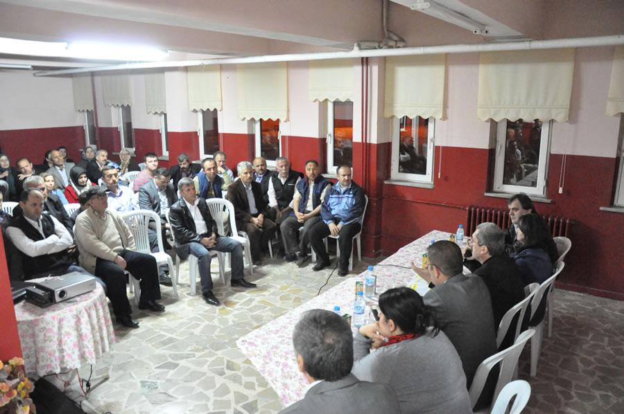Ergenekon Mahallesi Mahalle Toplantısı