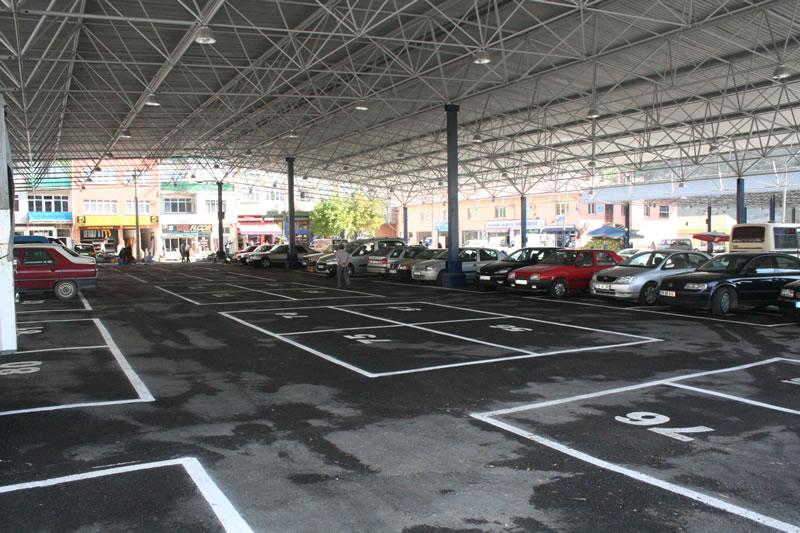 Cuma Pazarı Otopark ve Oto Satış Yeri