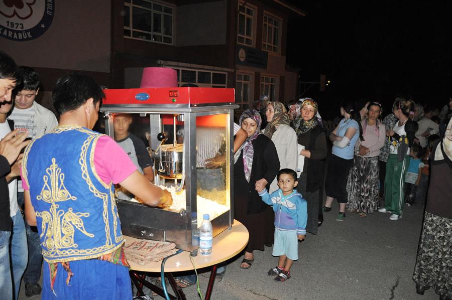 Karabük Mahallesi Ramazan Ayı Etkinlikleri (2011)