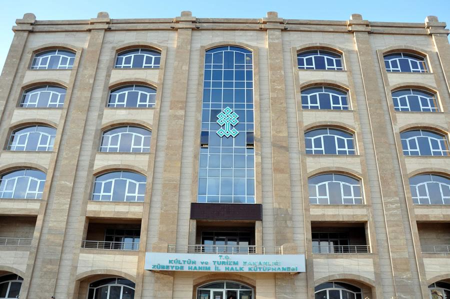 Kütüphane ve Kültür Merkezi