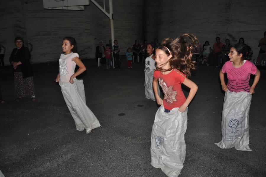 Fevzi Çakmak ve Makasbaşı Ramazan Eğlenceleri
