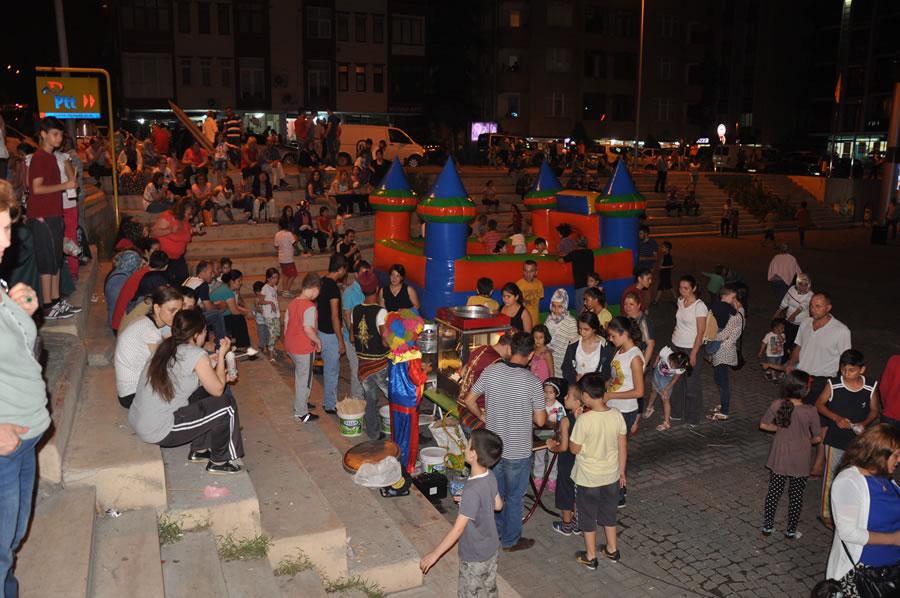 Şirinevler Mahallesi Ramazan Eğlencesi