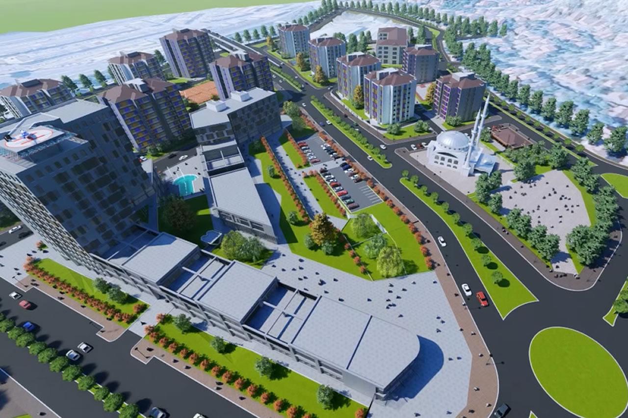 Bayır Mahalle Kentsel Dönüşüm Projesi