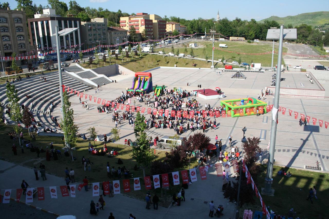 Karabük Kent Meydanı Projesi
