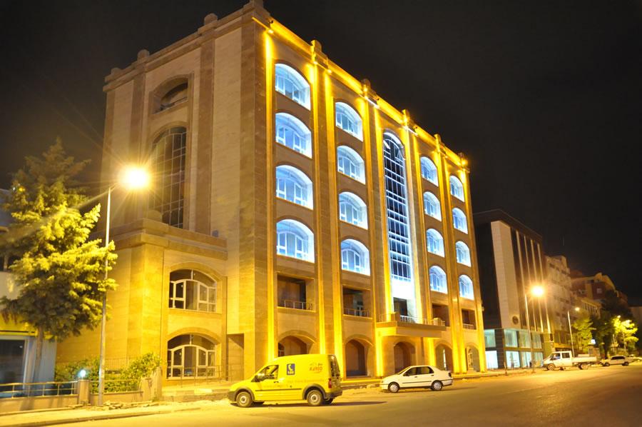 Kütüphane ve Kültür Merkezi Projesi