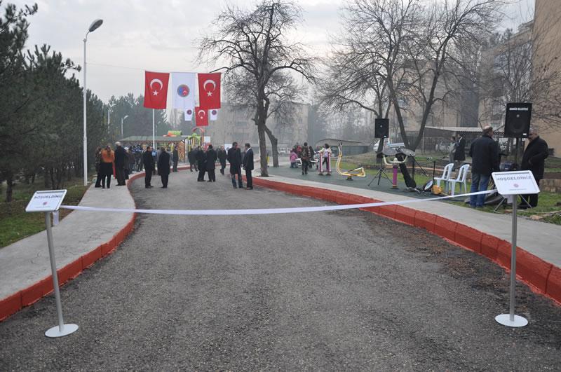 Park Açılışı
