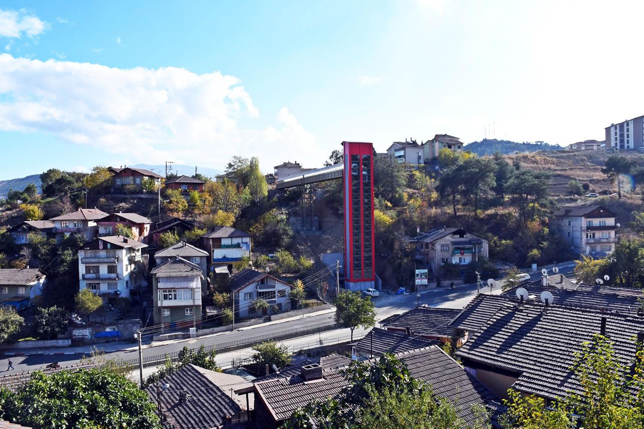 Kule Asansör Projesi (Karabük Mahallesi)
