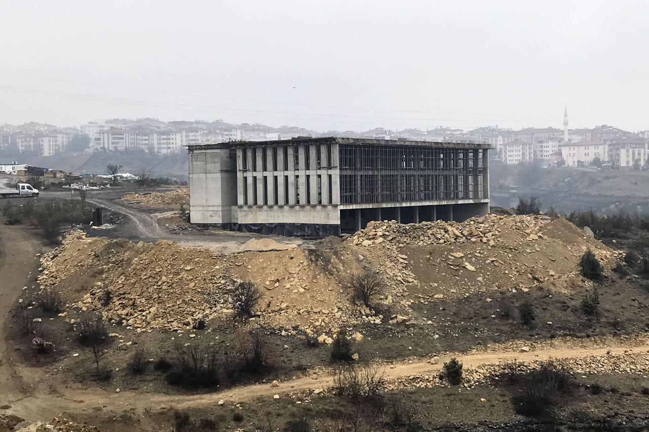 Kanyon Düğün Salonları Projesi