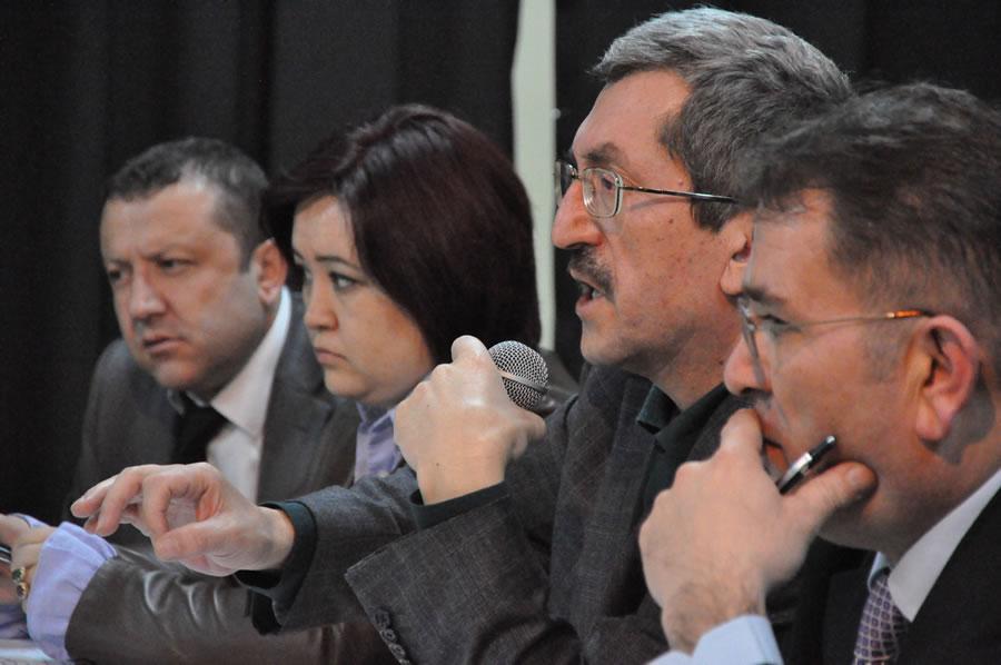 Cevizkent Mahalle Toplantısı