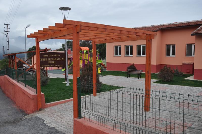Çerçiler Parkı (Çerçiler Mahallesi)