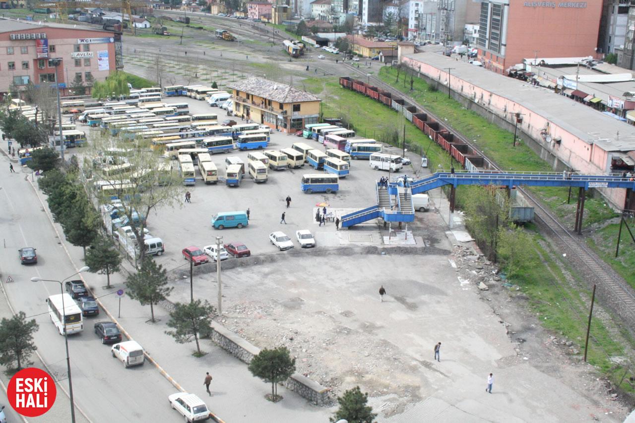 Minibüs Terminali Projesi