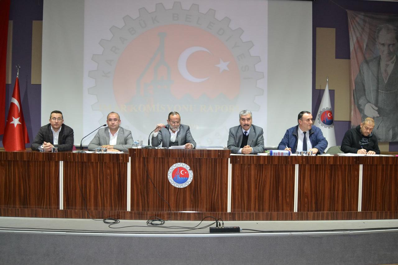 2019 Yılının İlk Belediye Meclis Toplantısı Gerçekleştirildi
