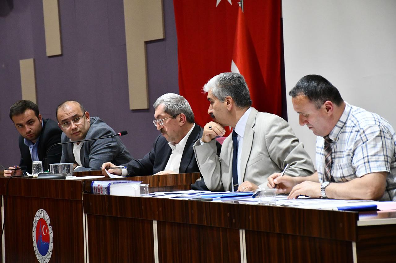 Mayıs Ayı Meclis Toplantısı Gerçekleştirildi