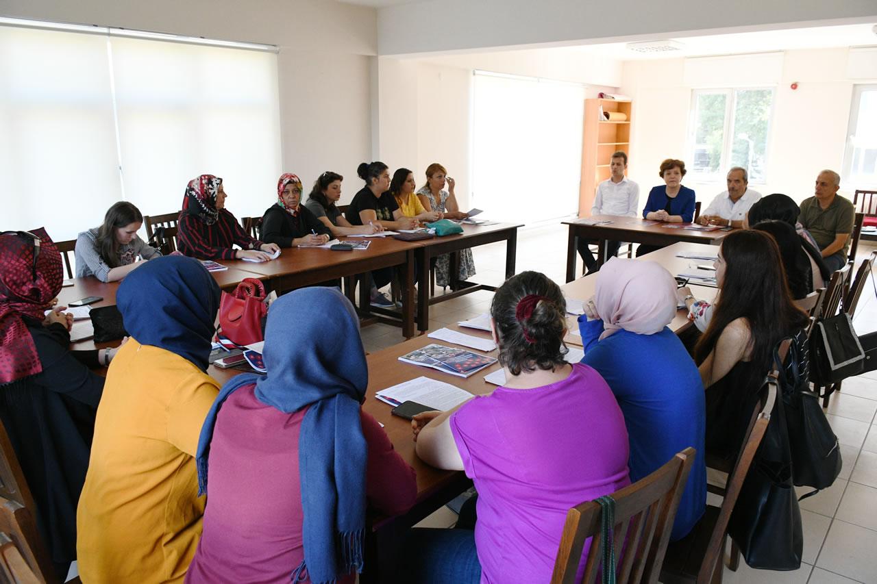 SYM 2019 - 2020 Dönemi Bilgilendirme Toplantısı Yapıldı