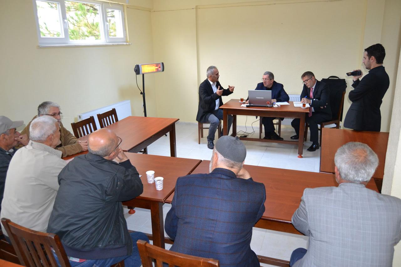 Başkan Vergili Karabük Halkının Sorunlarını Yerinde Dinliyor