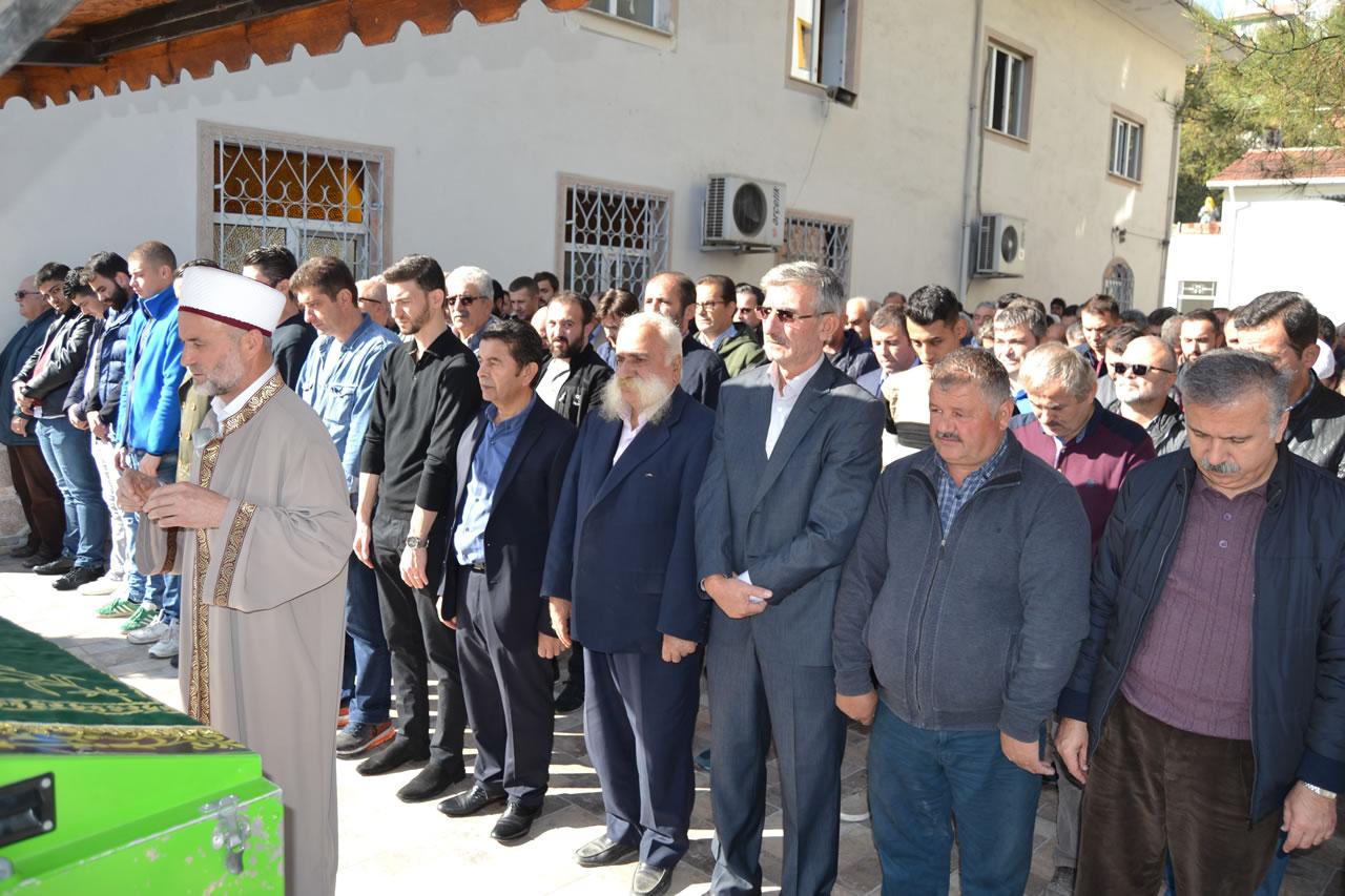 Karabük Belediyesi Meclis Üyesi Gerçek´in Acı Günü