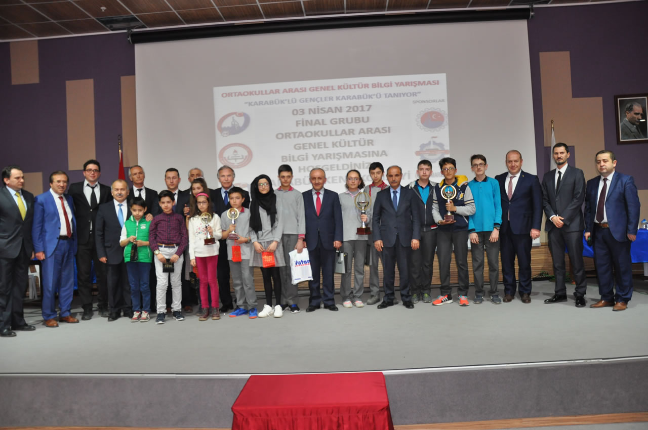 Muhteşem Finalin Şampiyonu Çelik-İş Ortaokulu Oldu