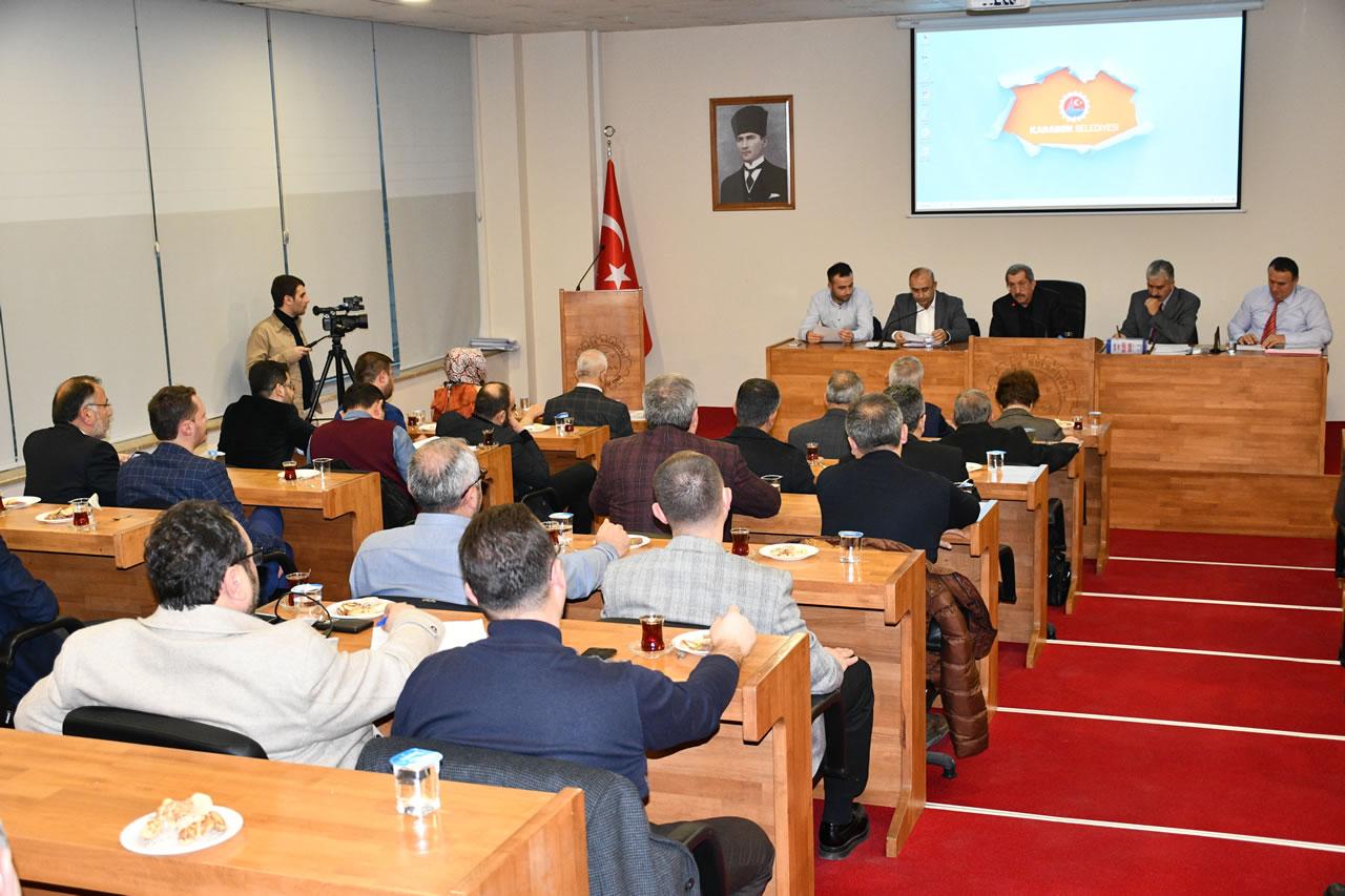 Aralık Ayı Meclis Toplantısı Gercekleştirildi