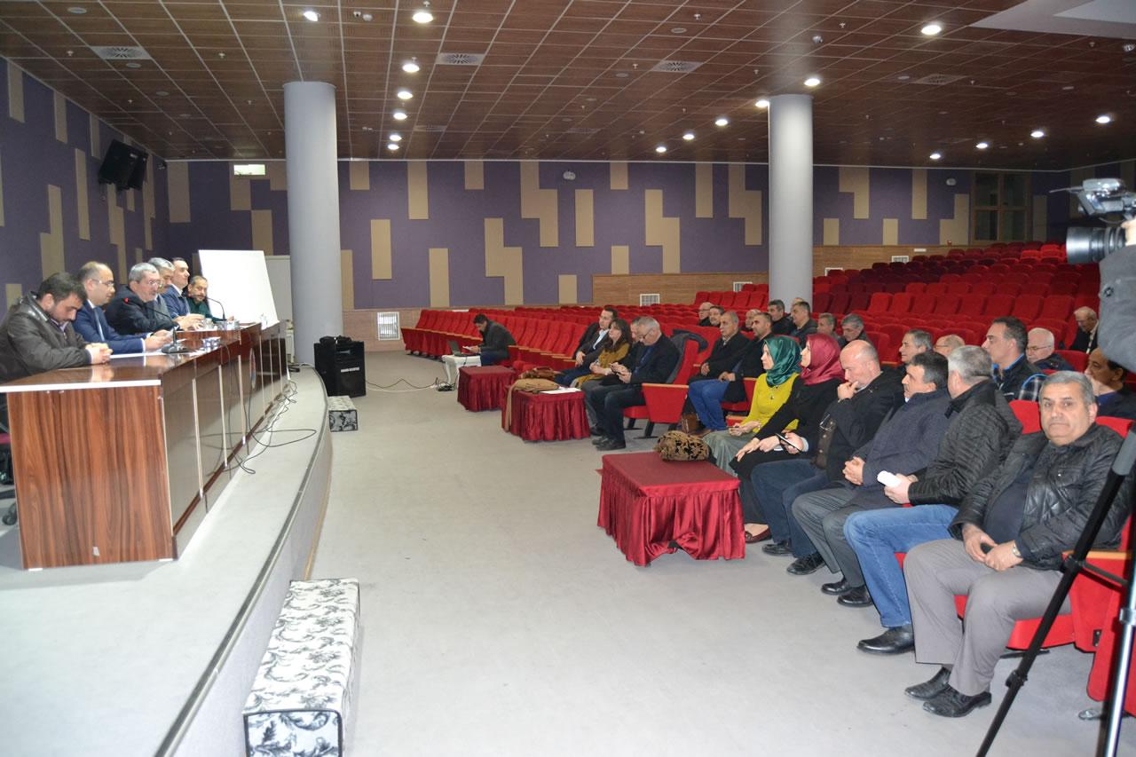 2018 Yılının İlk Belediye Meclis Toplantısı Gerçekleştirildi