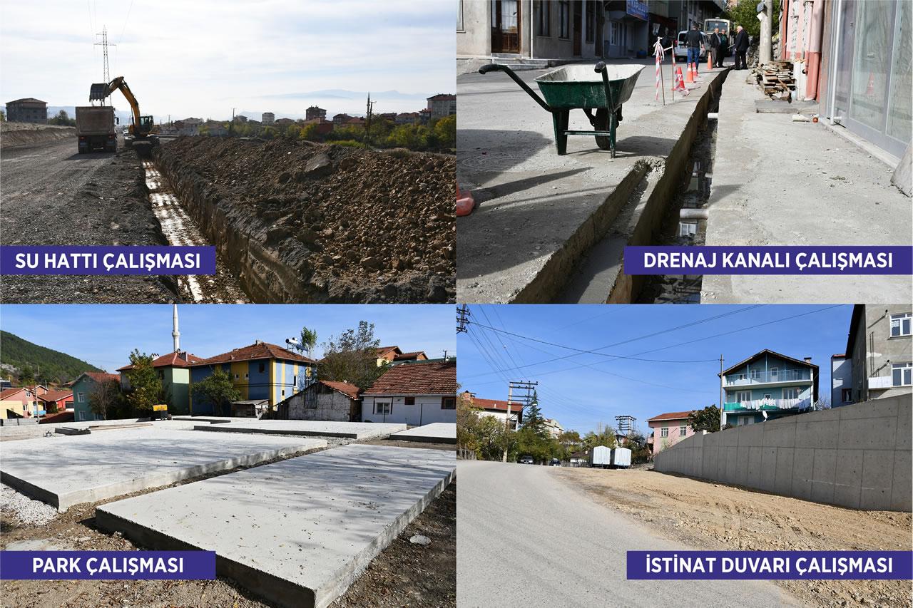 Karabük Belediyesi Çalışmalarına Devam Ediyor
