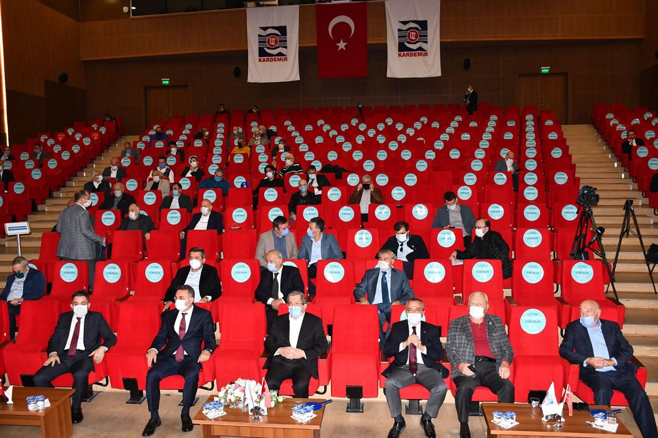 Başkan Vergili'den Kardemir Yönetimine Çağrı
