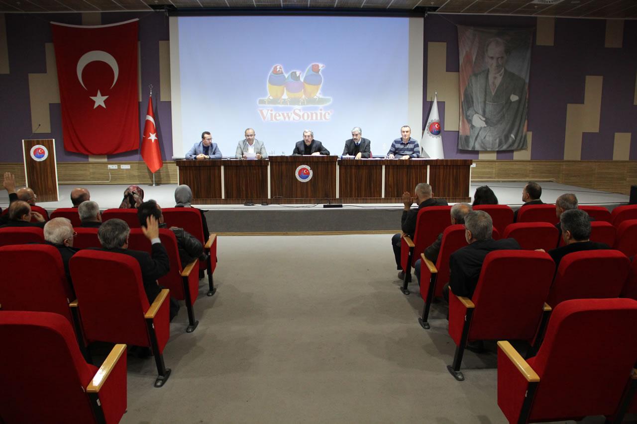 Karabük Belediye Meclisi Yılın Son Toplantısını Yaptı