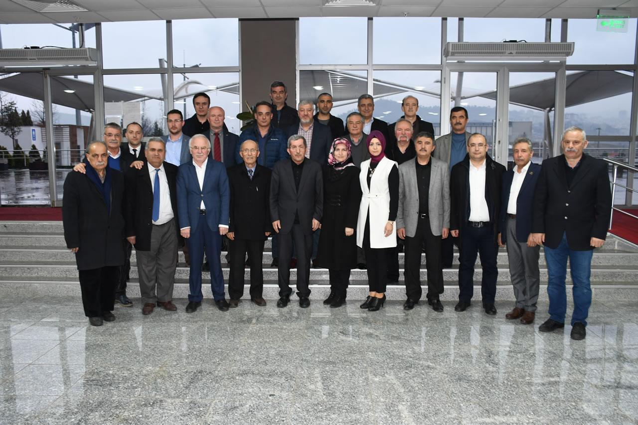 Karabük Belediye Meclisi Seçim Öncesi Son Toplantısını Yaptı