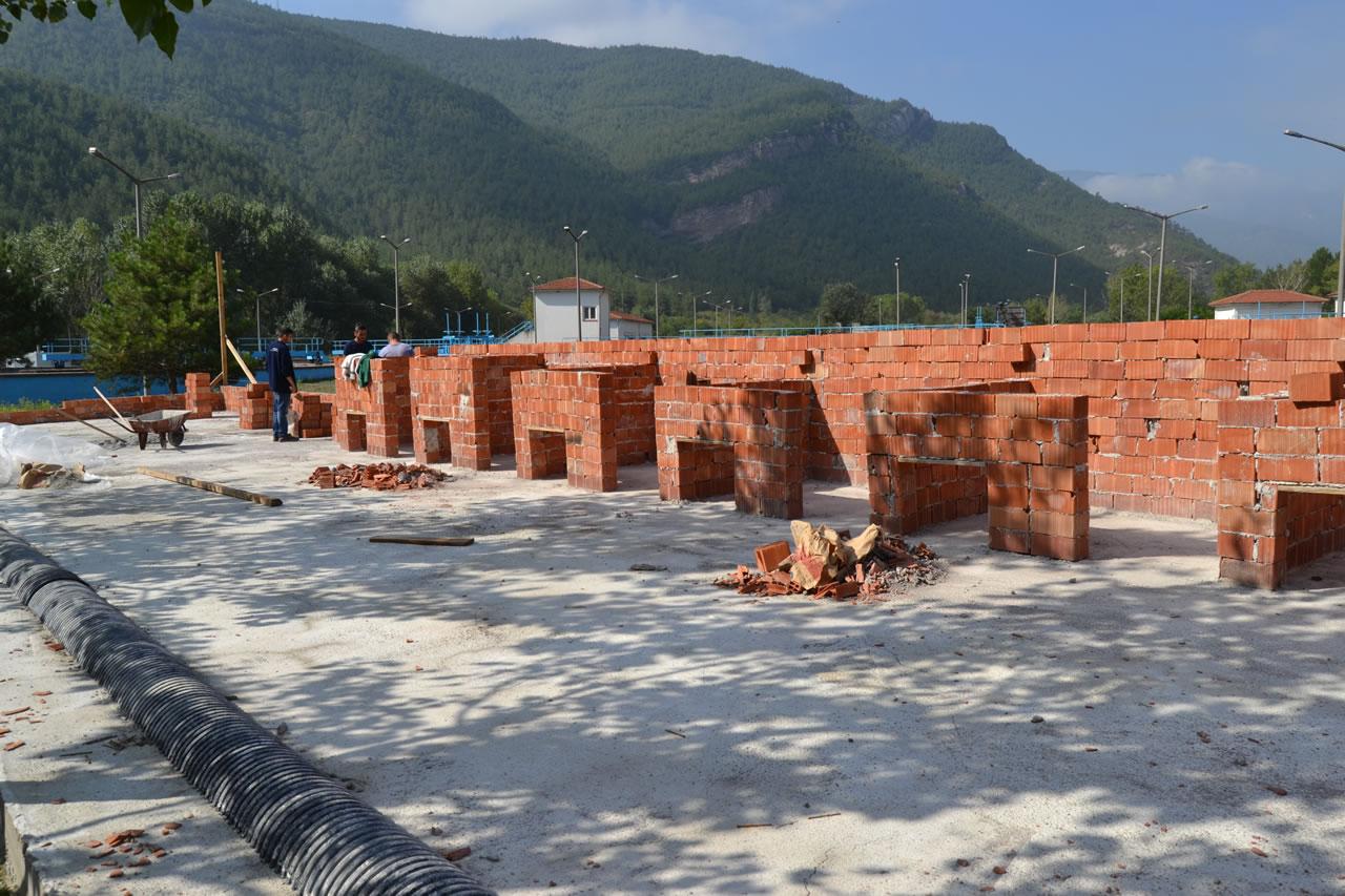 Karabük Belediyesi Kedi ve Köpek Barınağına Ek Bina Yapıyor
