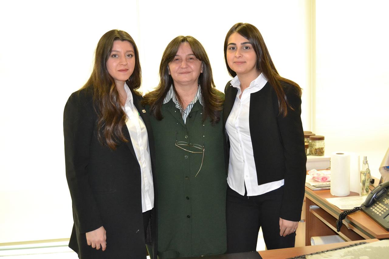 LÖSEV´den Karabük Belediye Başkan Yardımcısı Danışman´a Ziyaret