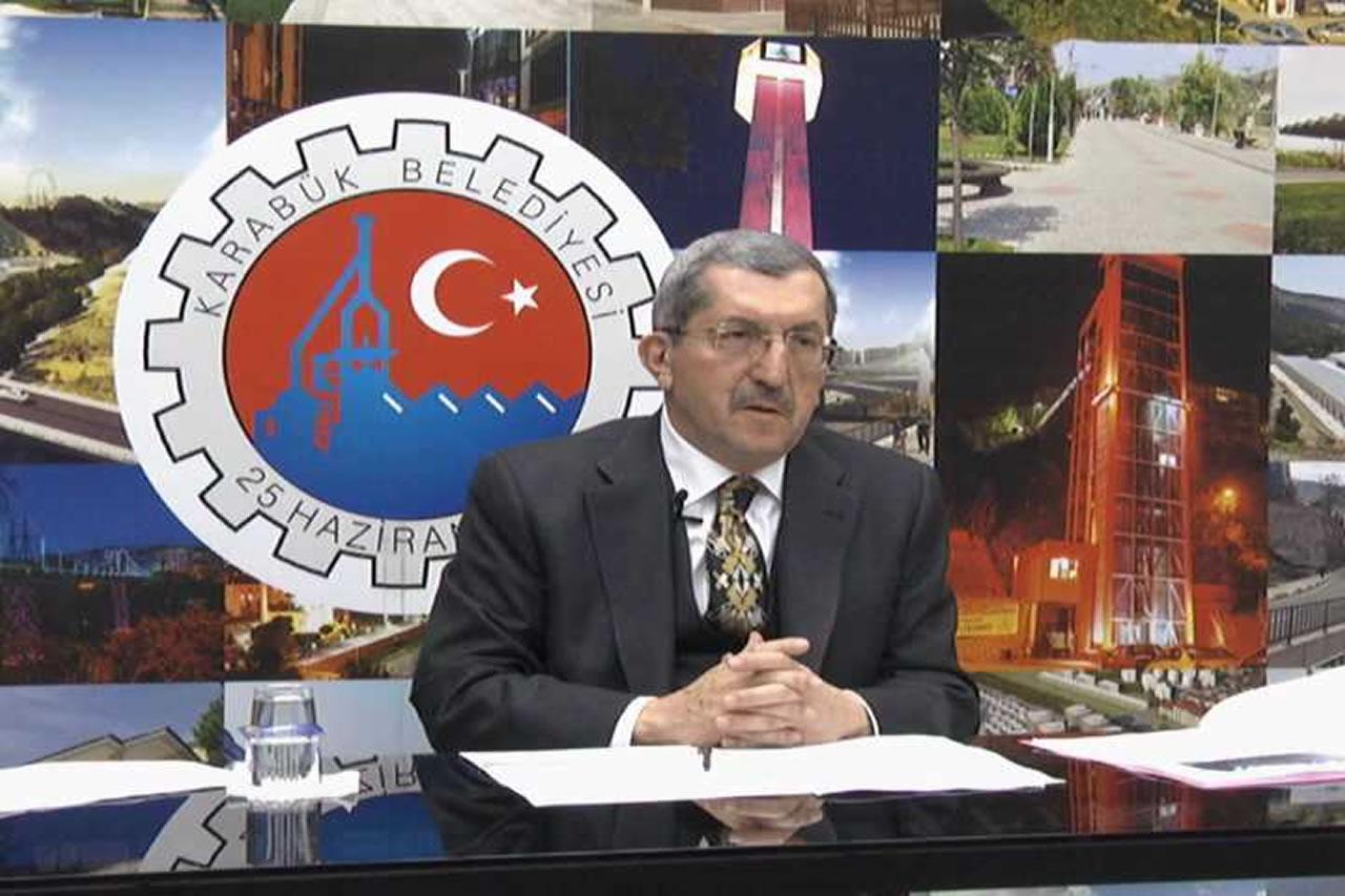 Karabük Belediye Başkanı Rafet Vergili BRTV Ekranlarında Önemli Açıklamalarda Bulundu