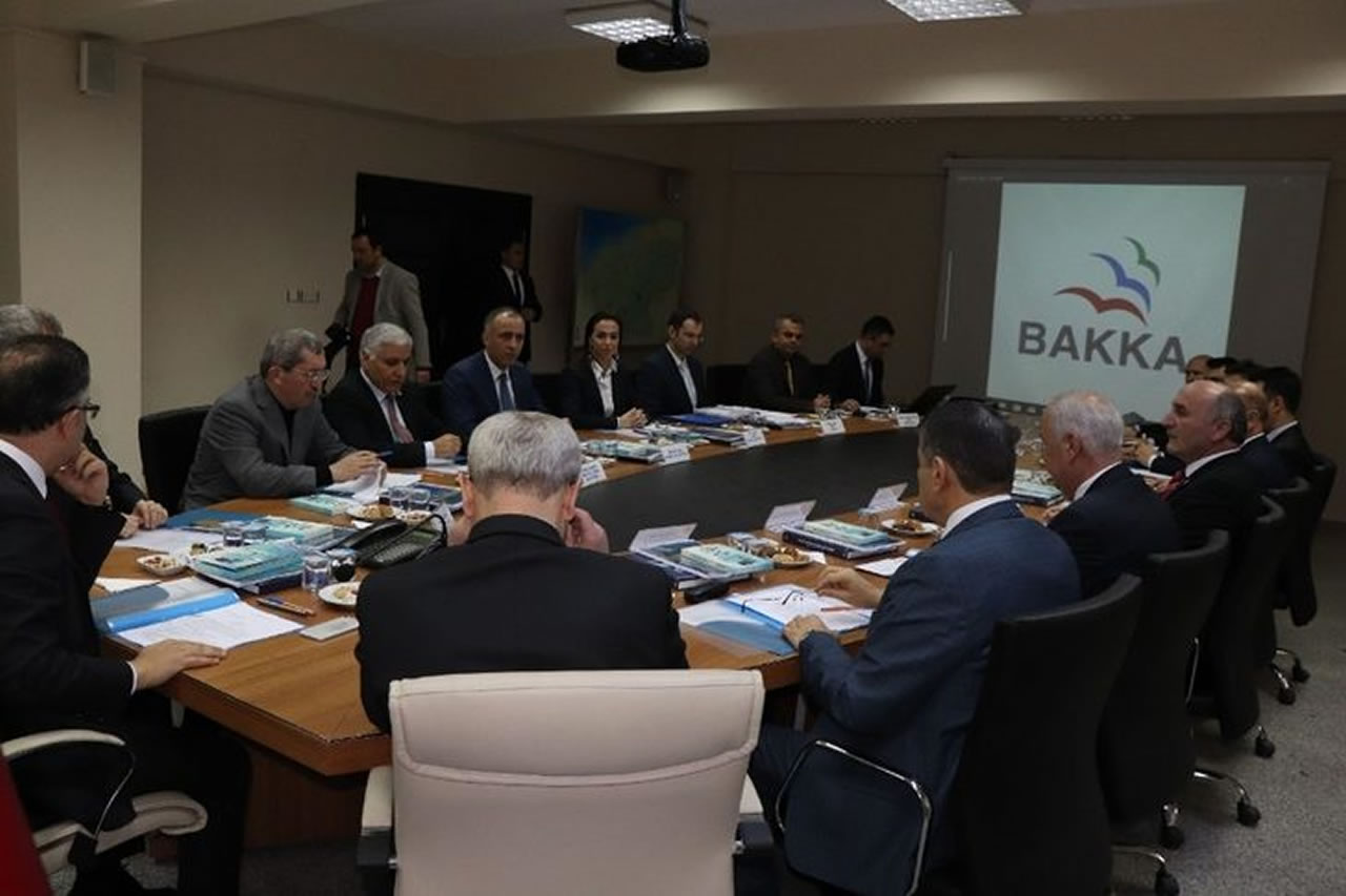 BAKKA Mart Ayı Yönetim Kurulu Toplantısı Yapıldı