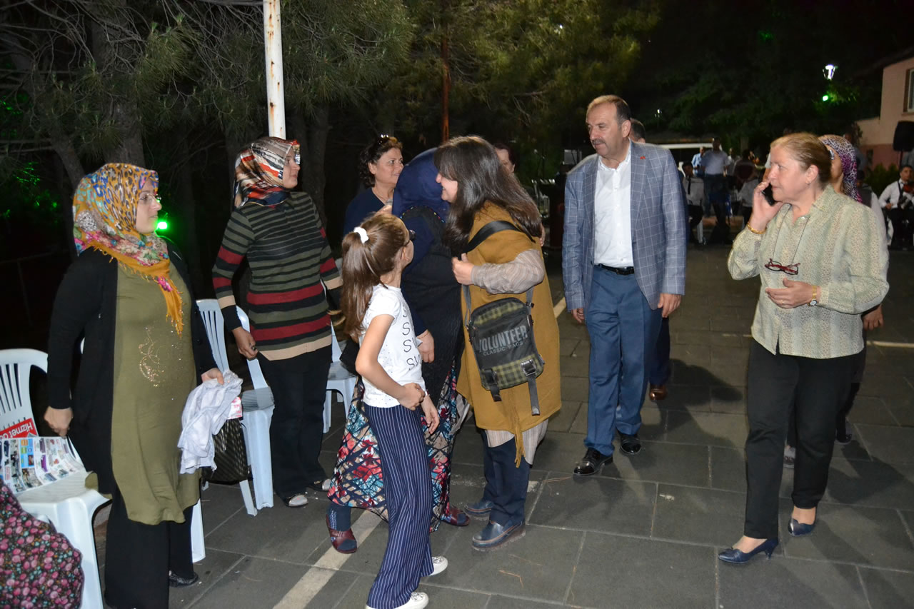 Ramazan Eğlenceleri Çerçiler Mahallesi ile Devam Etti