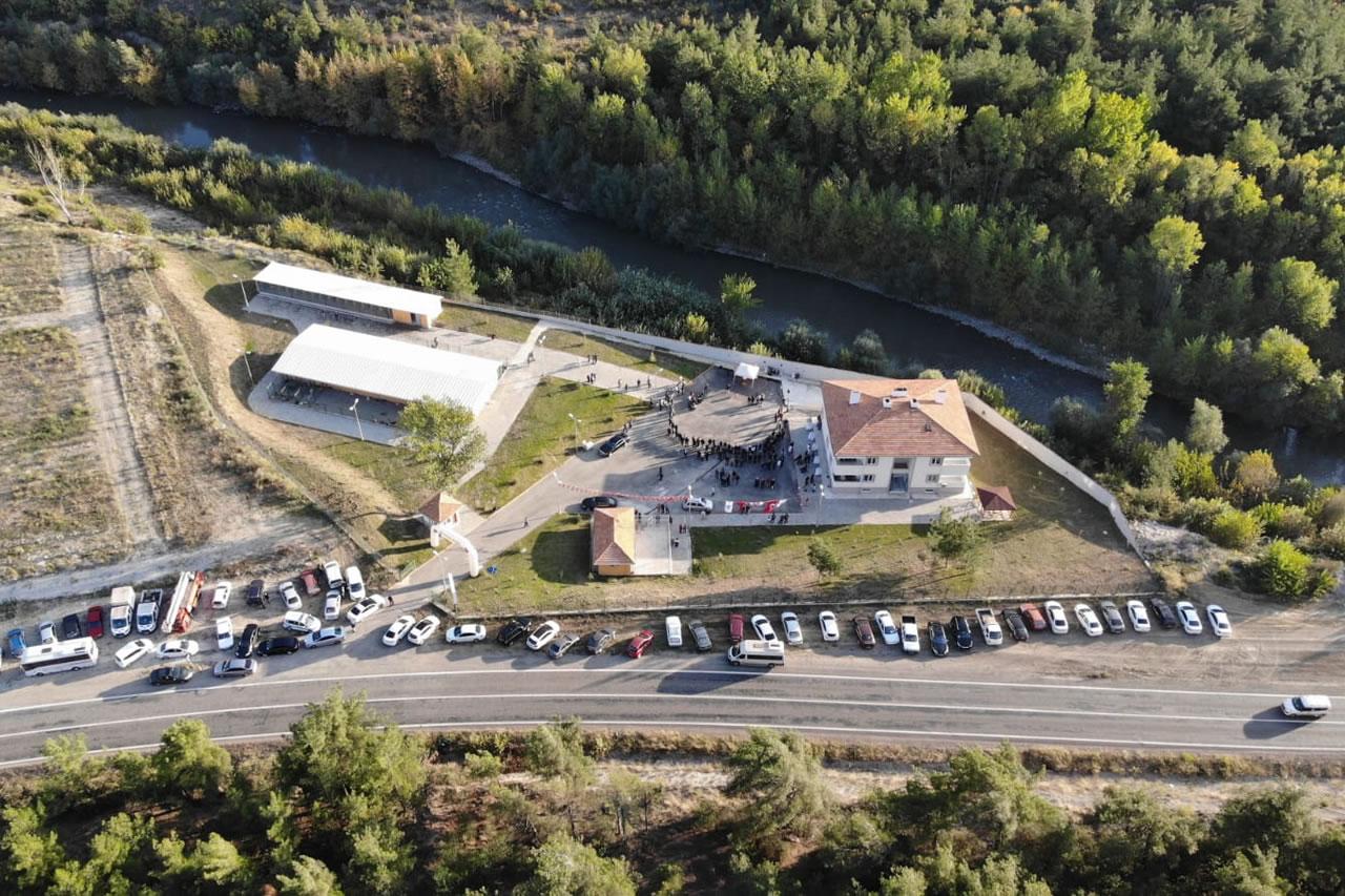 Batı Karadeniz'in En Büyük ve En Modern Hayvan Misafirhanesi ve Bakımevi Açıldı