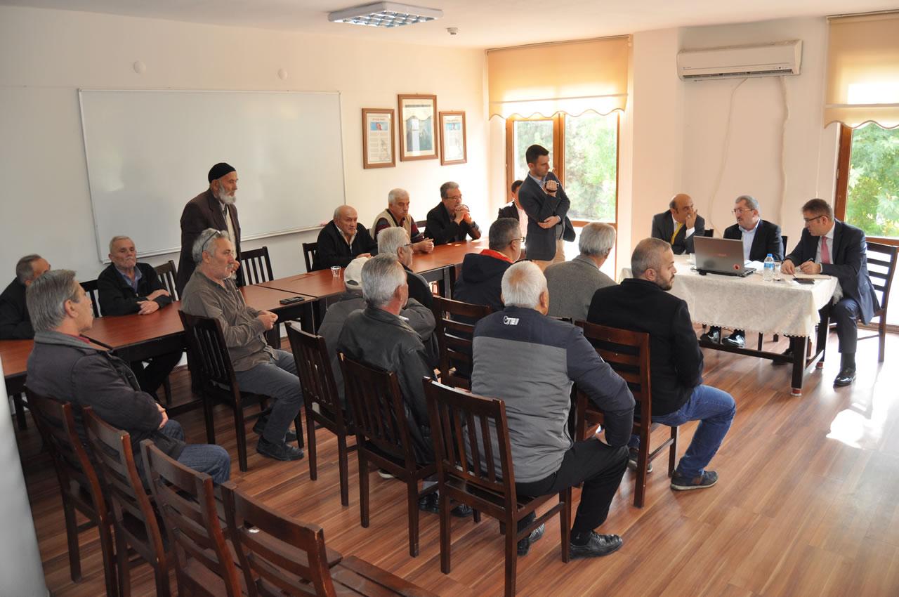 Gezici Başkanlık Ofisi 5000 Evler Cumhuriyet Mahallesine Kuruldu