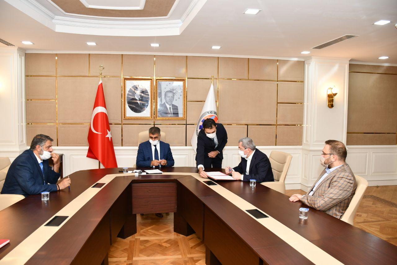 Karabük Belediyesinden Türkiye'de İlk