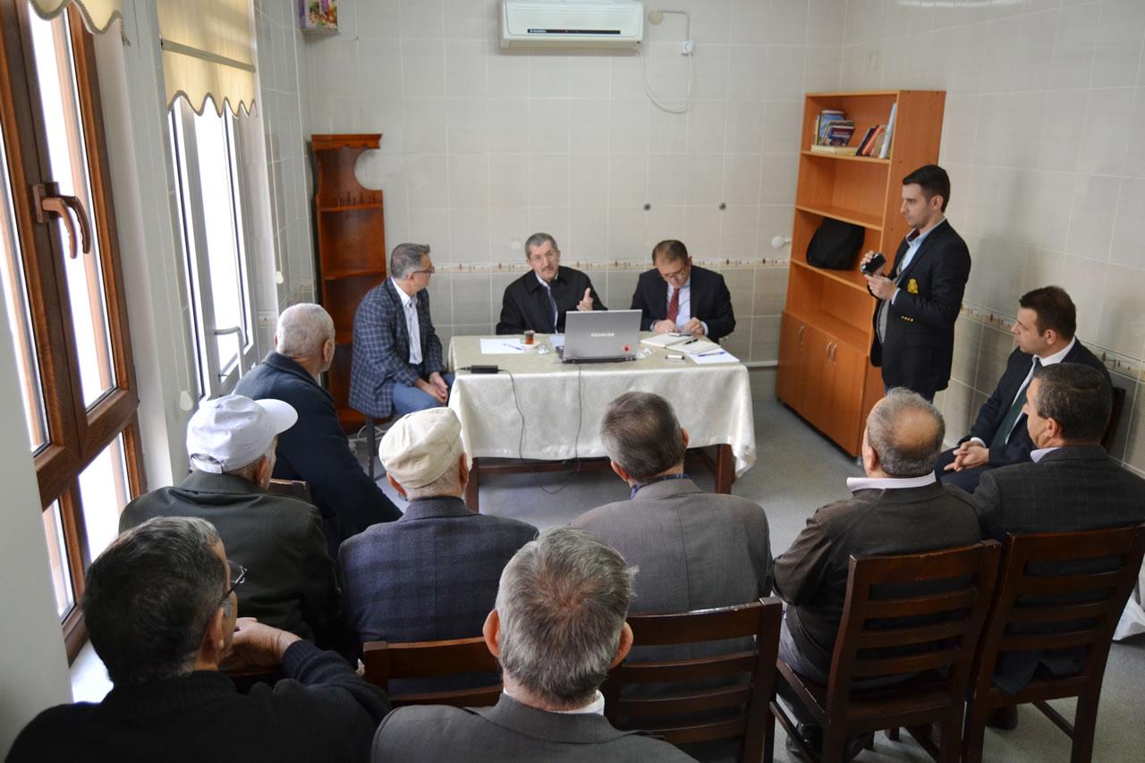 Gezici Başkanlık Ofisi Atatürk Mahallesine Kuruldu