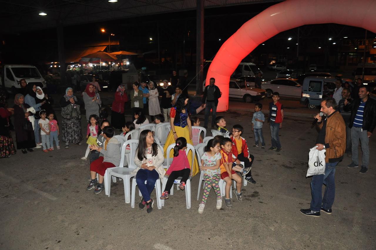 Ramazan Etkinlikleri Devam Ediyor